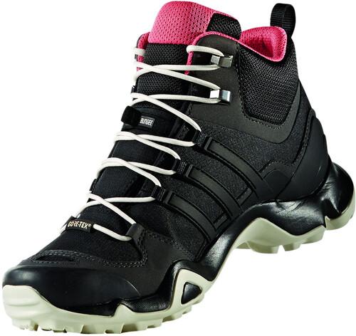 adidas TERREX Swift R Mid GTX - Chaussures Femme - gris/noir 4,5